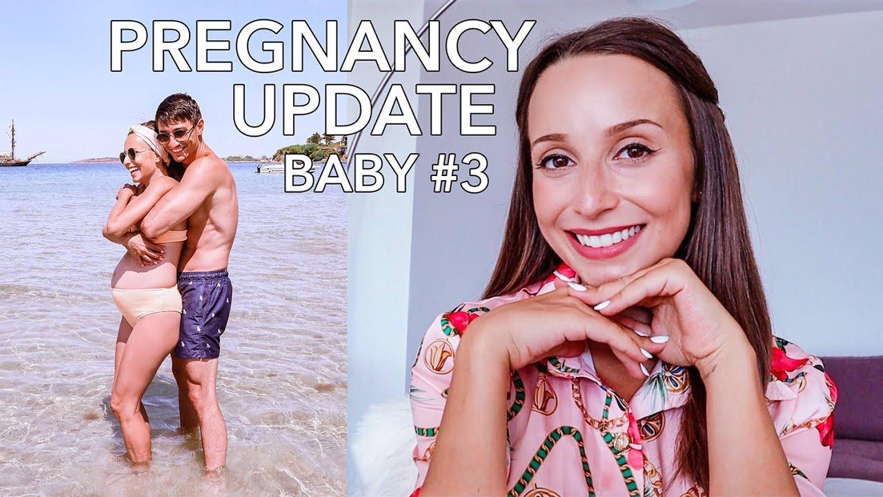 PREGNANCY UPDATE: 3-ТА БРЕМЕННОСТ  | СТРИИ  | ЩЕ СНИМАМ ЛИ РАЖДАНЕТО?