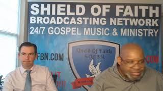 SOFBN BREAKING NEWS WITH BISHOP EARLIN THOMAS as he  Interview  Mayor Steve Fulop   Jersey City NJ