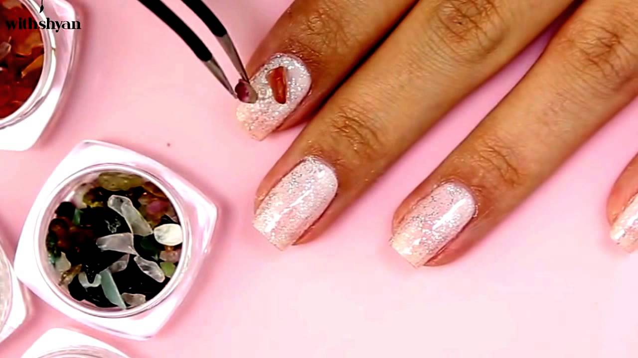 Famoso Nail art semplice ma d'effetto 2016 - CREMA CANDY unghie in gel  TF18