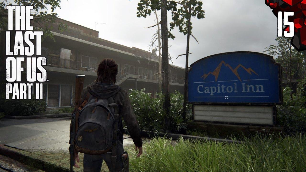 The Last of Us™ Parte II #15 CAPITOL INN (Legendado PT-BR Áudio Original)