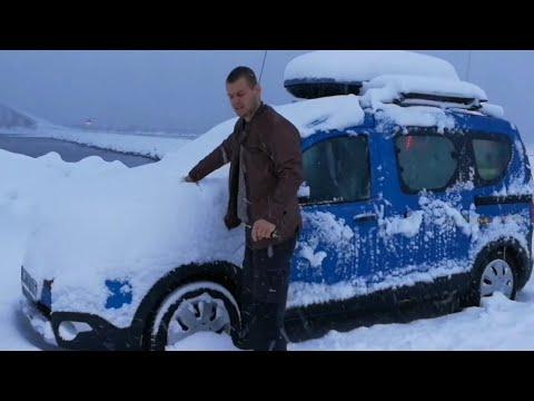 Über Weihnachten ans Nordkapp mit dem Dacia Teil 5: Motorproblem