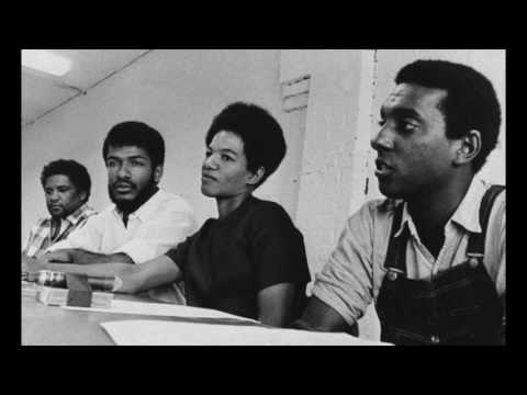 SNCC (Carmichael, Barry, & Higgs) 1966 Press Conference