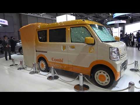 SUZUKI Compi EVERY kei truck Baby room 2020 JAPAN