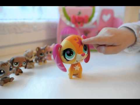 Littlest Pet Shop. Петшопы. LPS. 20 серия. Супер петшоп.