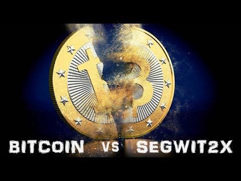 Quem sobreviverá: Bitcoin ou Segwit2x?