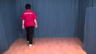 Line Dance deutsch Mean
