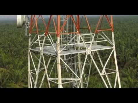 Telecommunication Tower Survey Using Drone