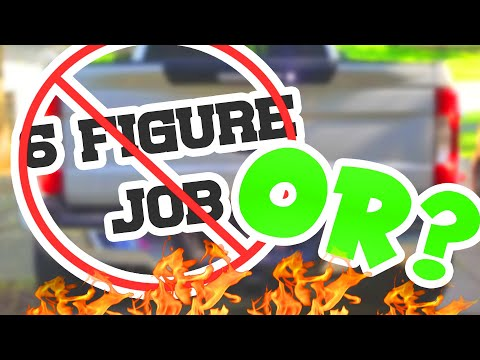 HOTSHOT Trucking- I Quit My Six Figure Dead End Job For Happiness NON CDL hotshot!
