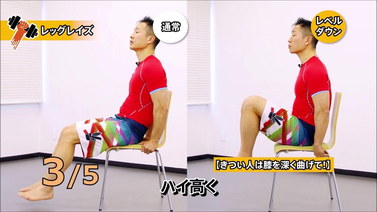 筋肉 わんぱく 体操