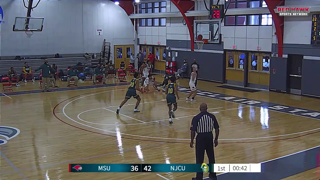 Men's Basketball Highlights vs NJCU - February 27, 2021