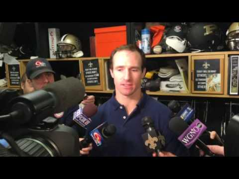 Drew Brees: Fans not as frustrated as I am