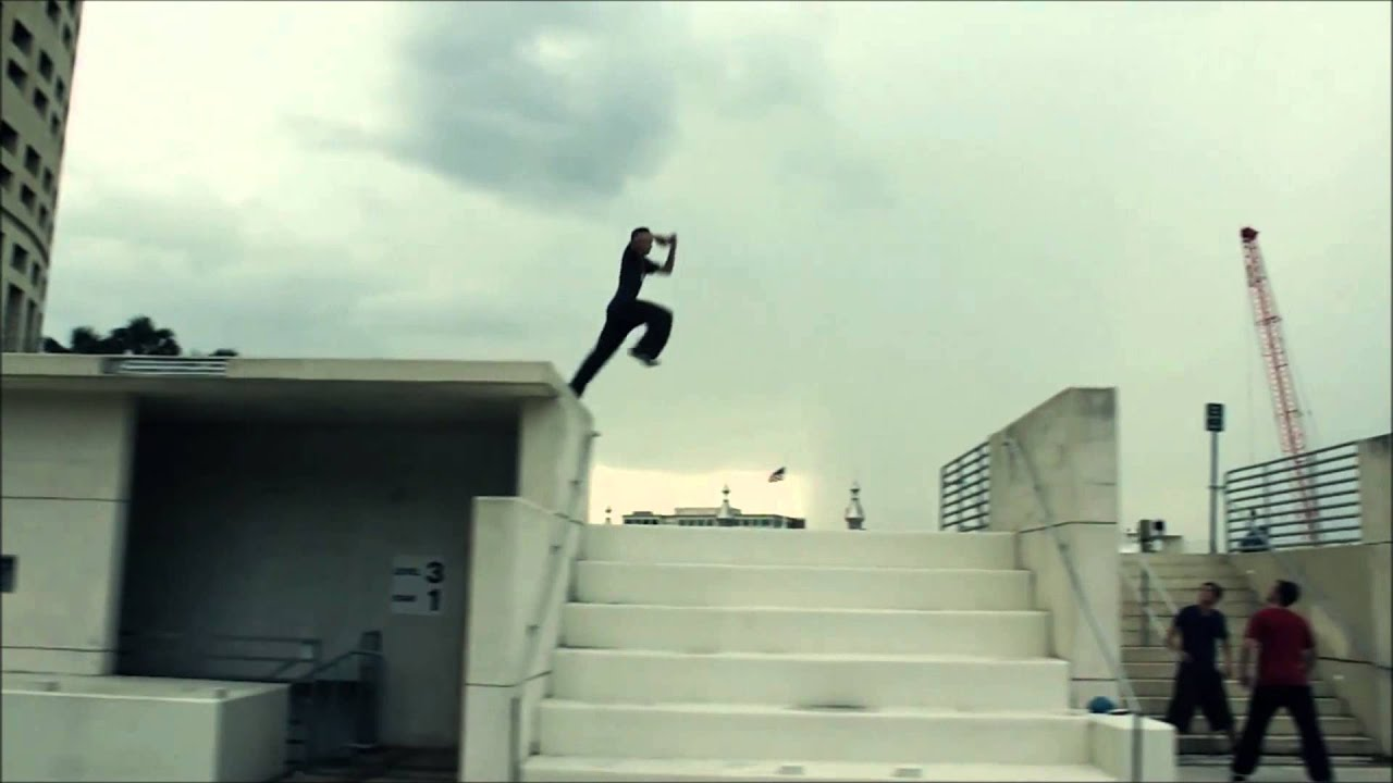 Incredible Parkour and Freerunning 2014