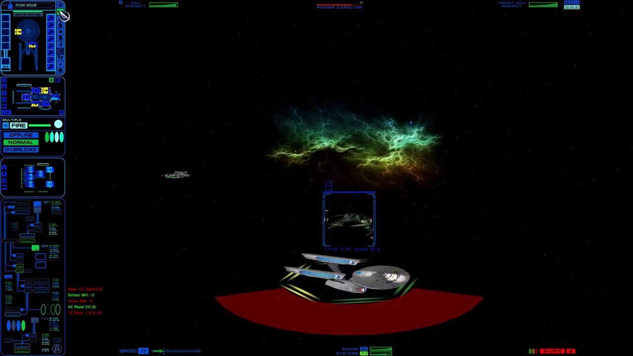 Raw Gameplay Starfleet Command 2 Orion Pirates Youtube