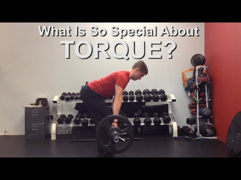 What Is Torque And Why Is It Important From A Strength Training Perspective? - YouTube