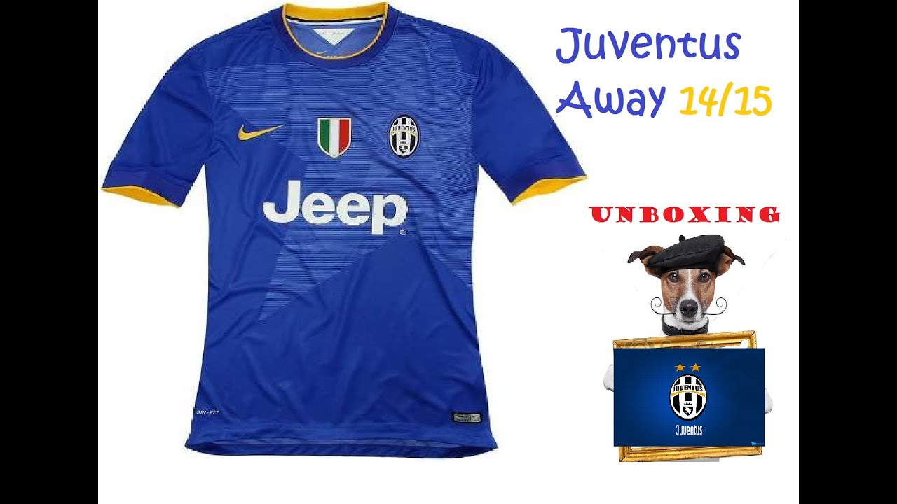 newest collection 03cd3 2a3fa Unboxing do Bob #15 Juventus Away 14/15 ( Aliexpress )