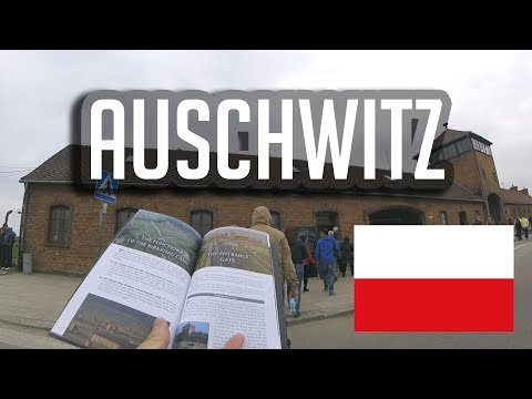 Auschwitz Concentration Camp (vlog #41)