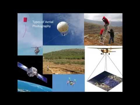 "ACOR Lecture: ""Why We Need Drones"" by Dr. Austin (Chad) Hill"