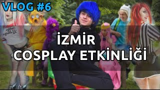 Elwind - VLOG #6 | İzmir Cosplay Etkinliği