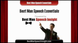best man speech help Best man speech uk provide a hilarious, funny and custom written best man speech writing service writing a best man speech for a friends or family members wedding.