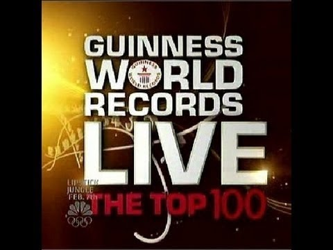 Top 100 Guinness World Records 2014 HD Mp3