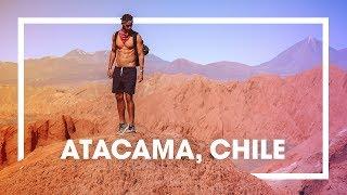 MARTE Y LA LUNA EN CHILE: EL DESIERTO DE ATACAMA (4K) | enriquealex