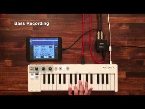 KORG plugKEY #3 | Create Track with KORG Gadget + Arturia KEYSTEP