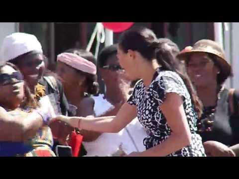 DAY 1: Prince Harry, Meghan Markle tour SA