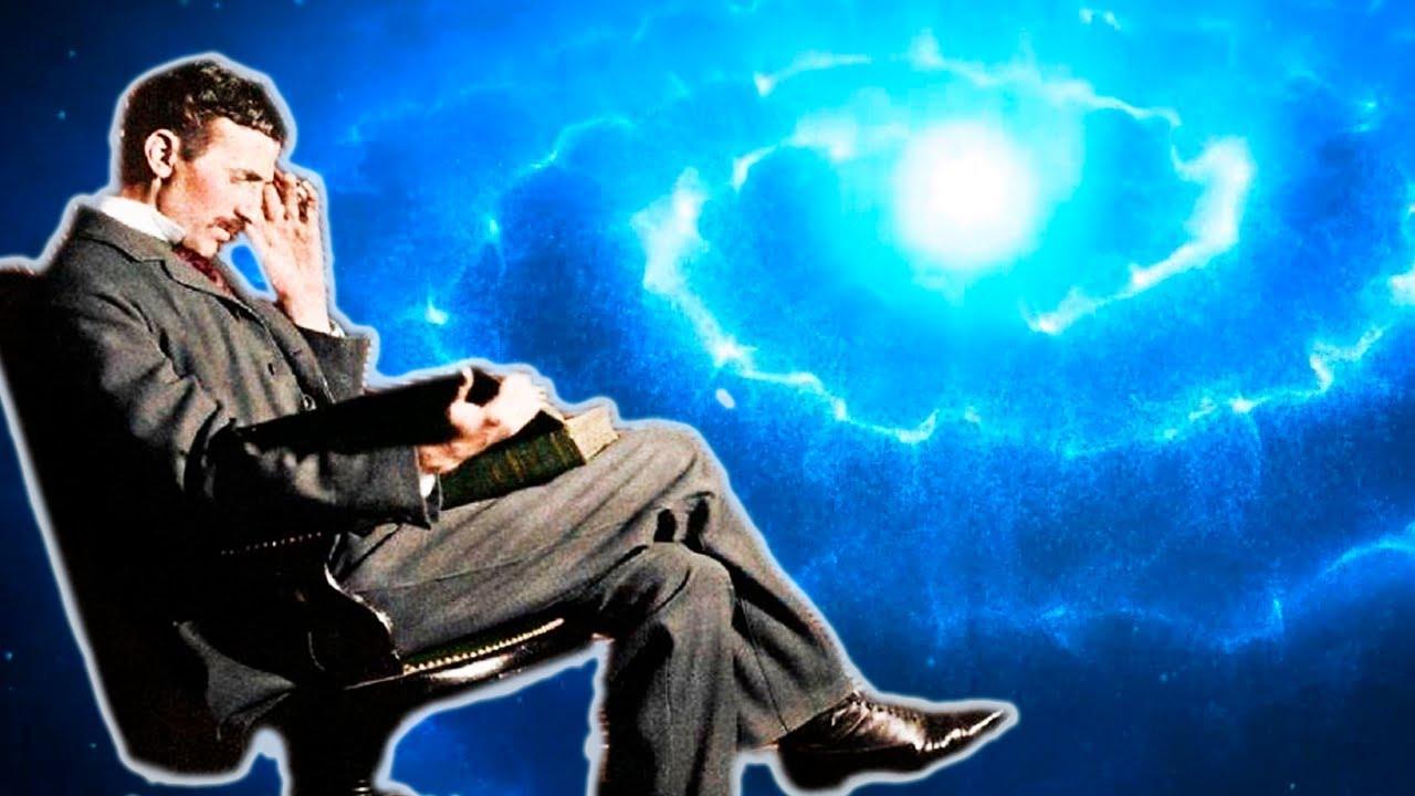 Algo MUY RARO Halló Nikola Tesla que Desconcertó al Mundo