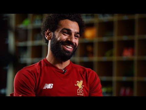 Mohamed Salah: I joined Liverpool to win trophies
