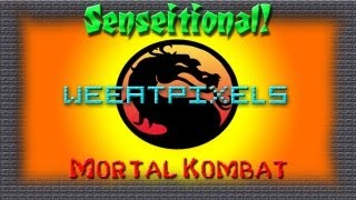 Mortal Kombat: Tag of the Sensei episode 1 part 3: Get outa my face! Thumbnail