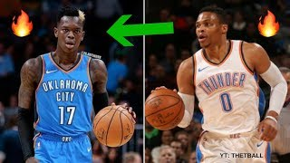 How Dennis Schroder Fits With the Oklahoma City Thunder | Trade For Carmelo Anthony By Atlanta Hawks