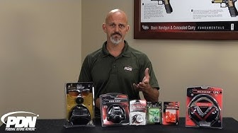 Hearing Protection Ear Plugs vs. Muffs  |  Personal Defense Network