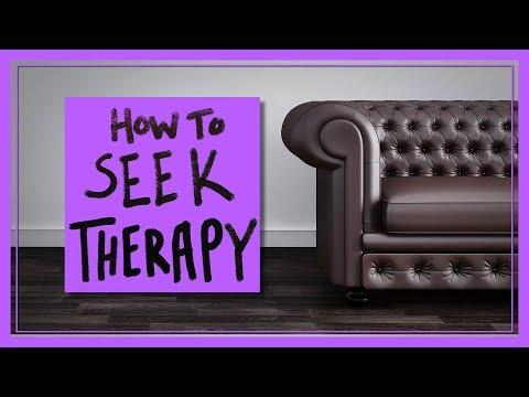 How to Seek Therapy