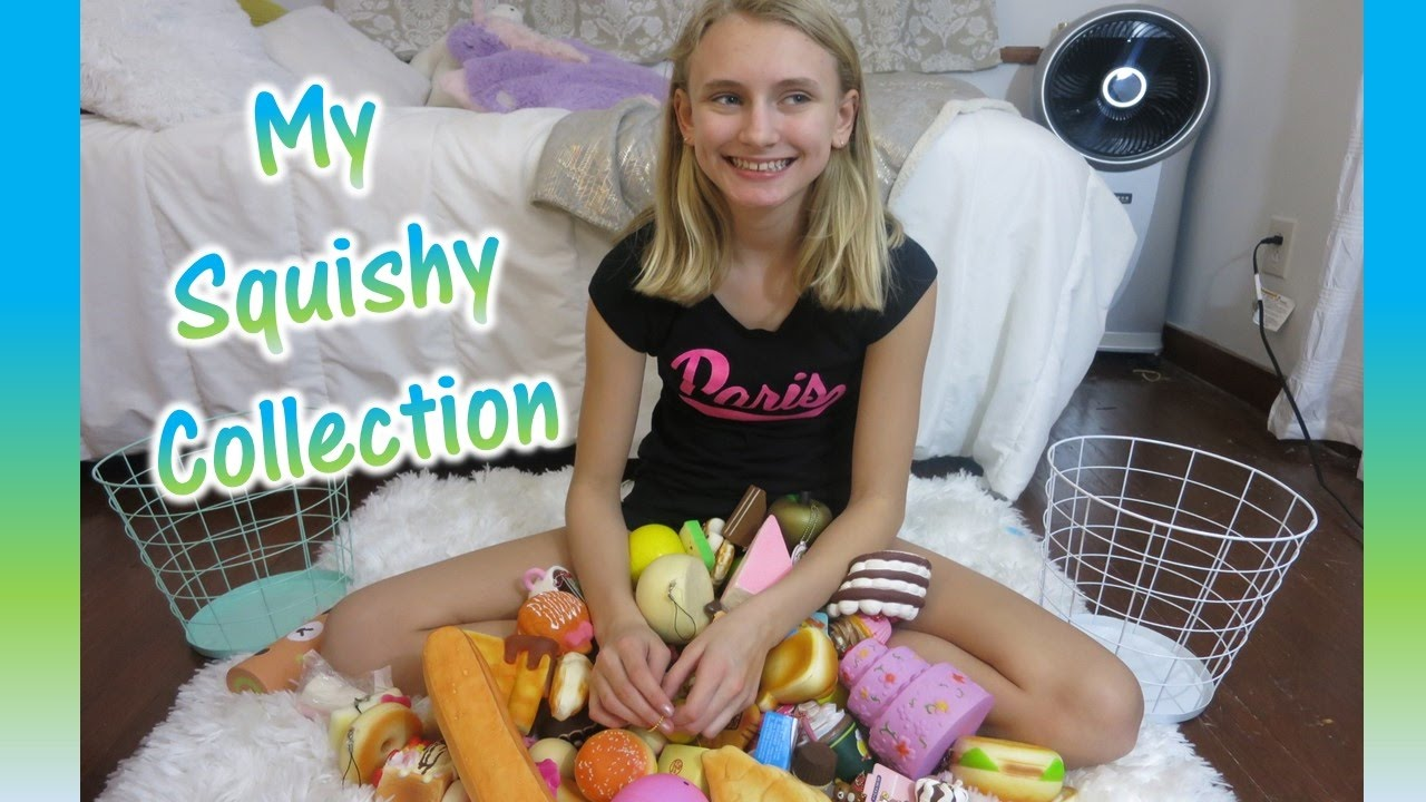 Biggest Squishy Collection Ever : 2017 Squishy Collection Edition BIGGEST SQUISHY COLLECTION EVER?! - YouTube