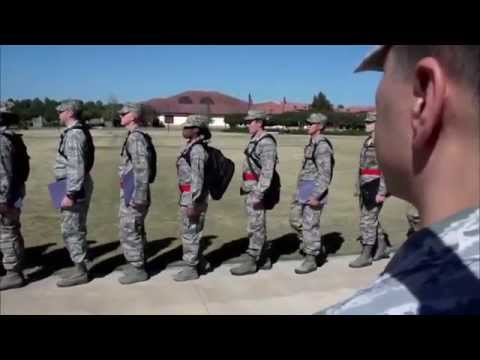 Air Force Commissioned Officer Training