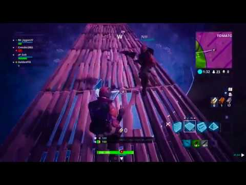 Building ONE FUCKING High Sky Base