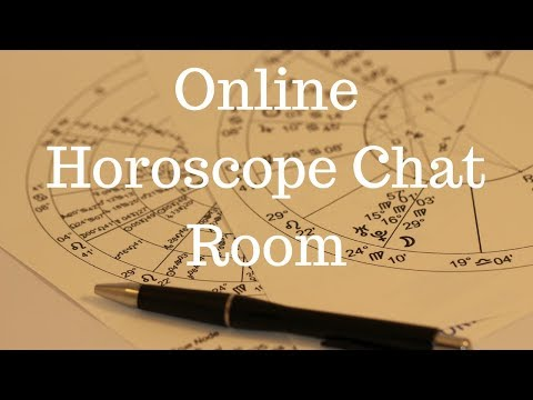 Online Horoscope Chat Room - Live Psychic Chat