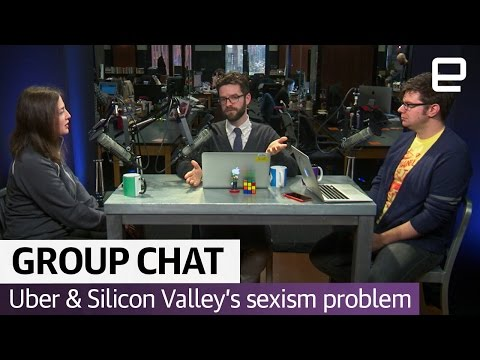 Uber & Silicon Valley have a sexism problem | The Engadget Podcast Ep. 29