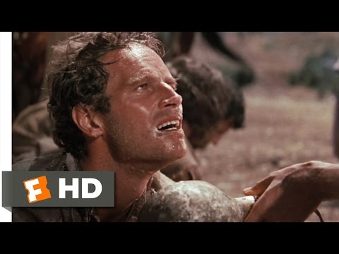 Ben-Hur (7/10) Movie CLIP - Ben-Hur Meets Jesus (1959) HD
