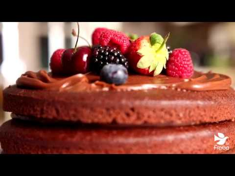 Easy Gluten Free Chocolate Cake | FREEE By Doves Farm