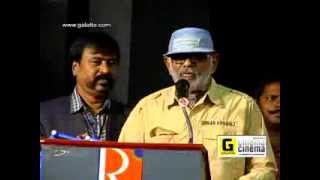 Balu Mahendra appreciates Ram's Thanga Meengal
