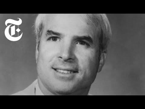John McCain: Remembering a Maverick