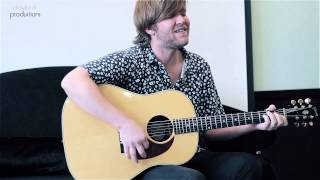 Chris Conley (Saves The Day) - Three Miles Down (The Sound Sessions #01)