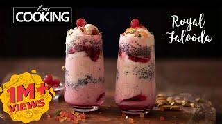 Royal Falooda   Falooda Recipes   Summer desserts recipes