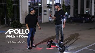 Apollo Phantom Electric Scooter: Australian First Unboxing Exclusive