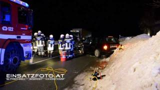 2012 - 018 Tödlicher Verkehrsunfall auf B 178 - Ellmau