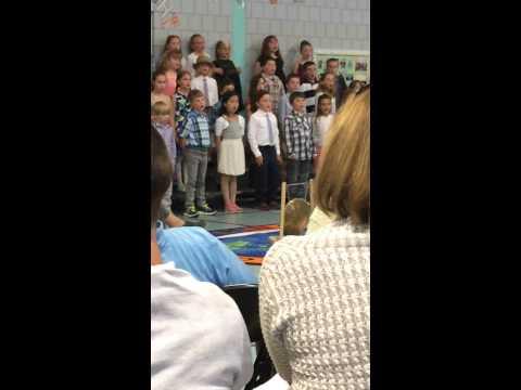 Rhiannon's 2nd Grade Finale - Morse Street School