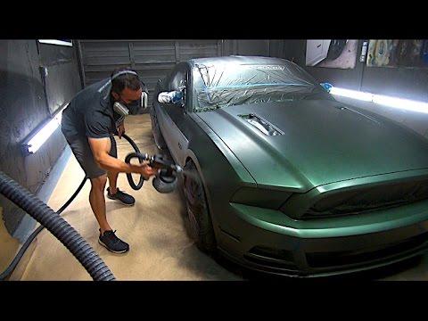 Jasper Green True Metallic - Aggressive Shifter