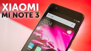Xiaomi Mi Note 3 обзор и отзыв владельца (Mi Note 3 6GB 64GB Black Review)