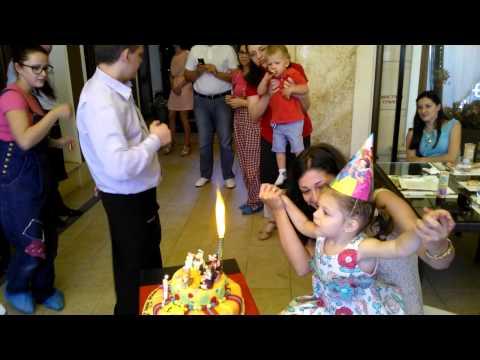 Торта Рожден ден Рени 3 г 2013 г. - Част 1/2